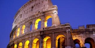 Il Colosseo, Roma.