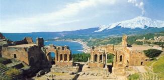 Taormina, Teatro Greco.