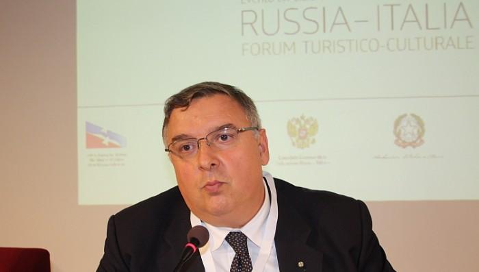 Andrea Babbi, direttore generale Enit