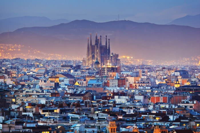 Barcellona.