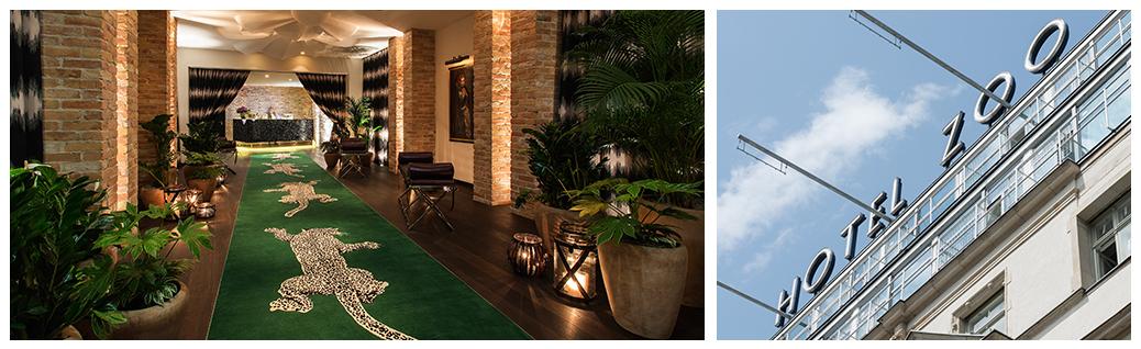 A berlino l hotel zoo torna alla ribalta con design hotels for Hotel berlino design