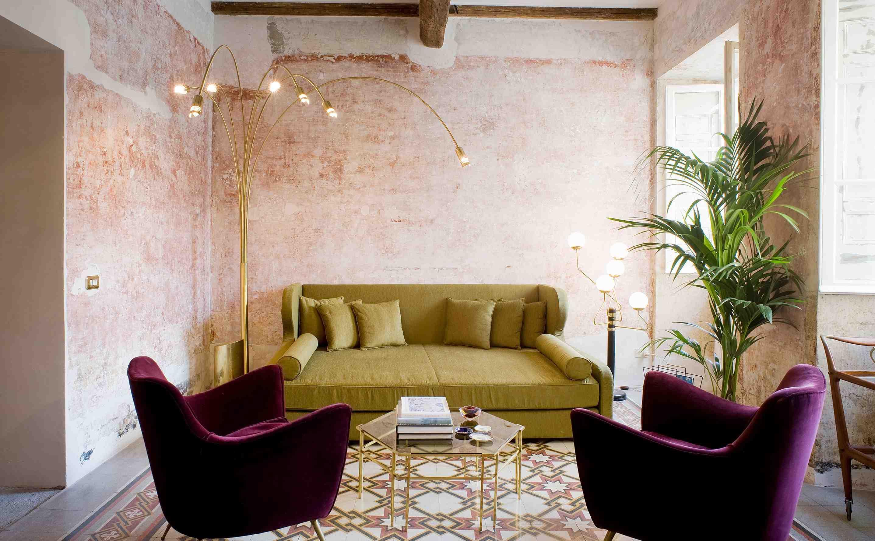 Design Hotel Il Berg Luxury Hotel Di Roma : Design hotels con g rough lo sfarzo di roma sposa il