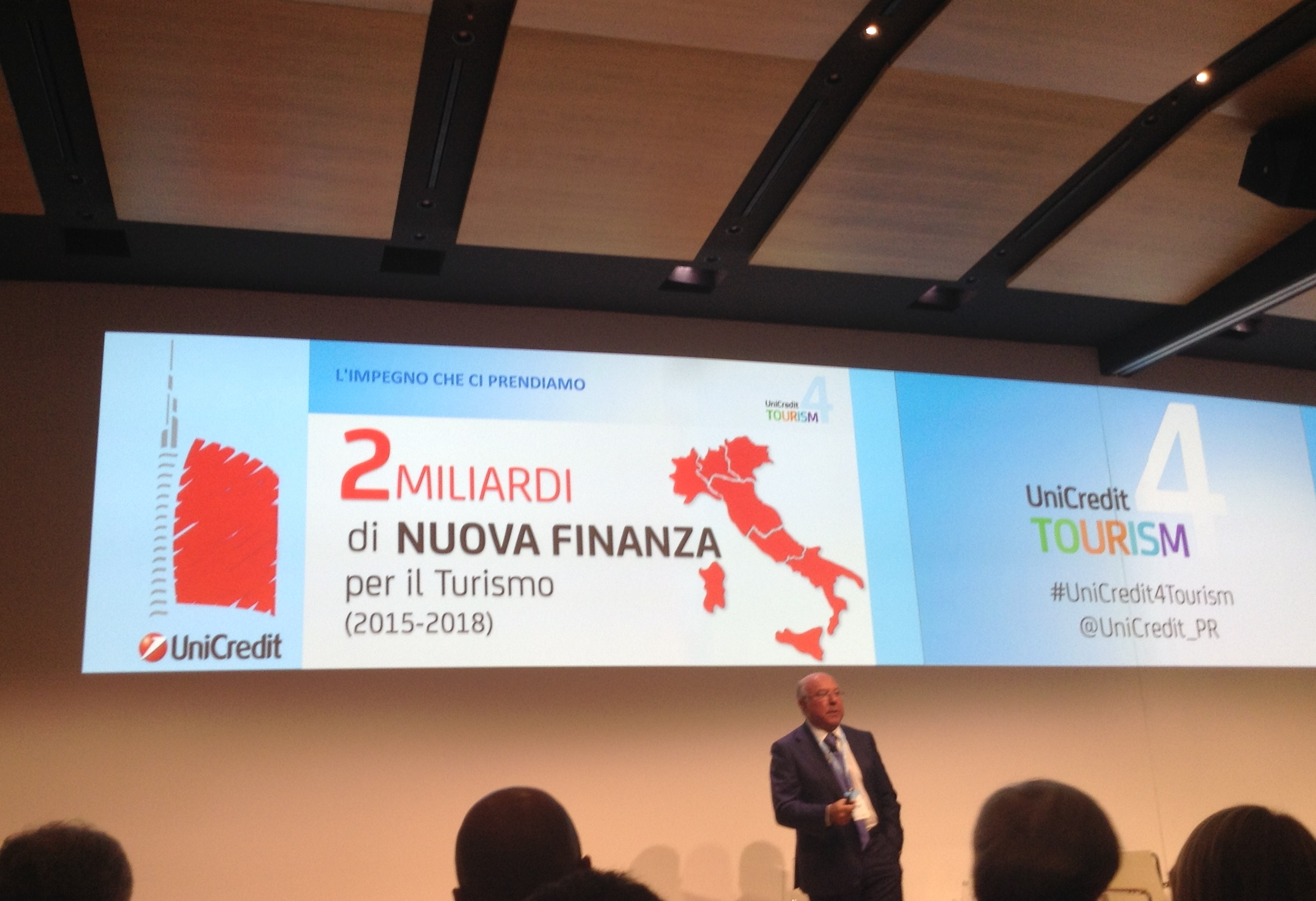 Unicredit for tourism