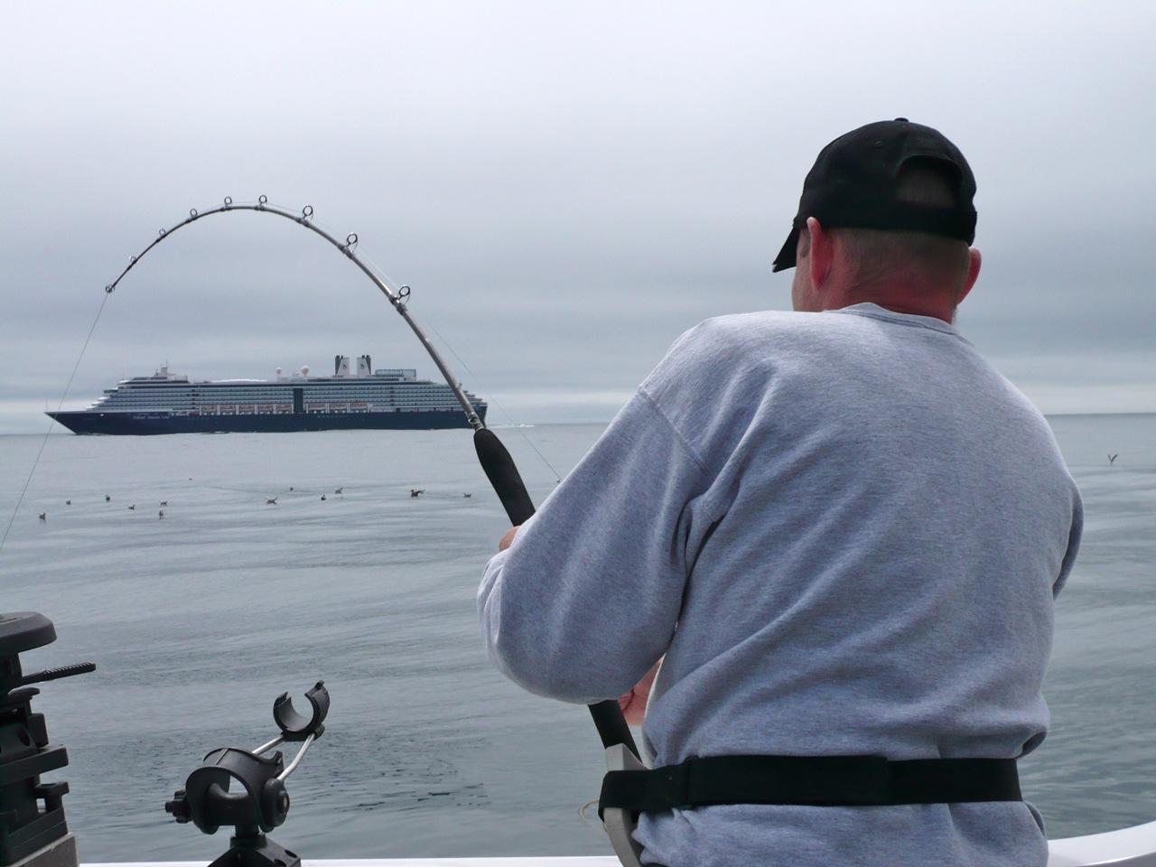 pescare in crociera