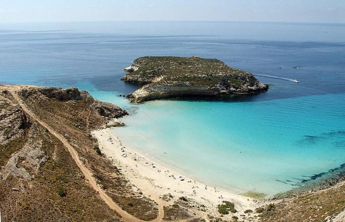Lampedusa.