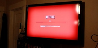 Netflix on smart tv, image by moneyblognewz on Flickr