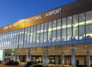 Aeroporto di Bergamo, Orio al Serio.