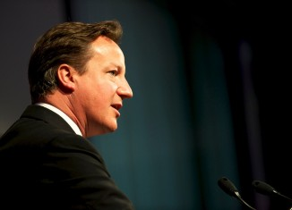 Il primo ministro inglese David Cameron, Photo by Ben Fisher/GAVI Alliance on Flickr.com