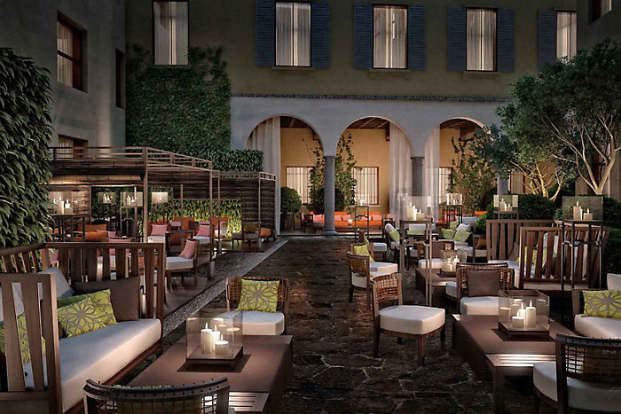 Inaugurato A Milano L Hotel Mandarin Oriental Webitmag