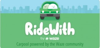 Ridewith - car pooling - Waze - Google