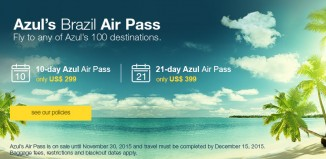 Azul Airpass