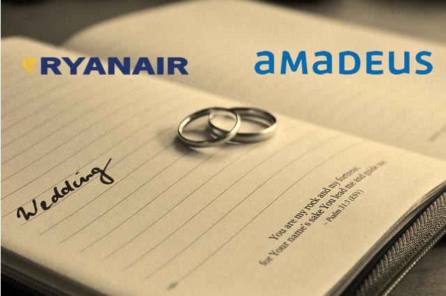 Ryanair e Amadeus insieme a NF2015