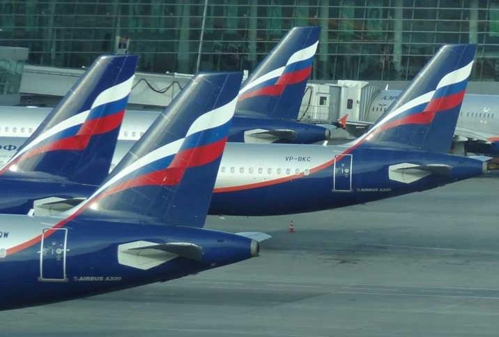 Aerei Aeroflot