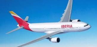 Un areo Iberia.