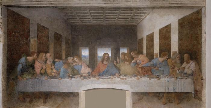 L'Ultima Cena - Patrimonio Unesco fonte:Wikipedia.org