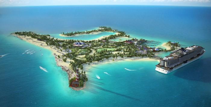 MSC crociere Bahamas