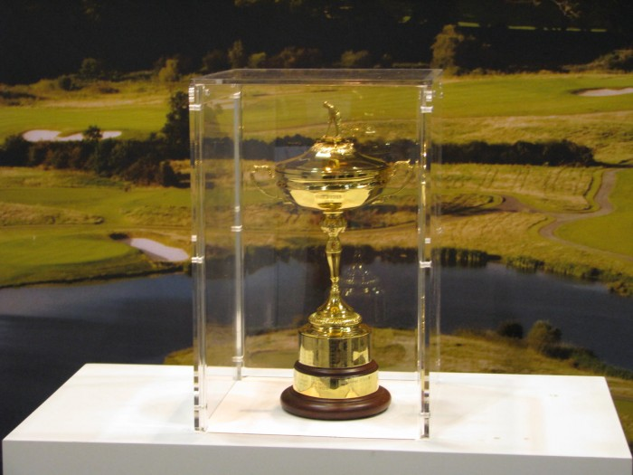 La Ryder Cup. Foto di Dan Perry su wikipedia.org