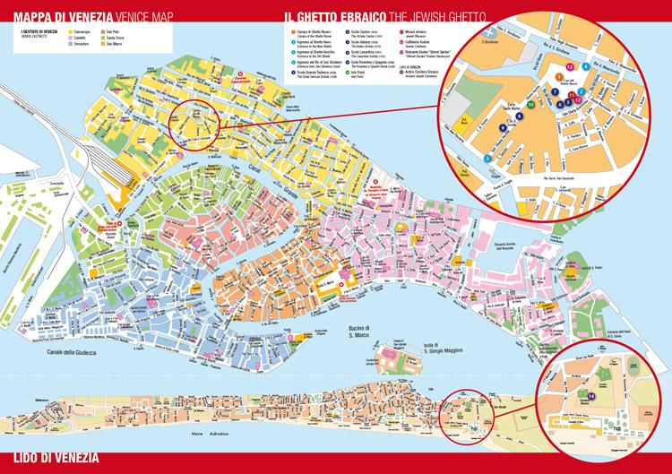 Cartina Turistica Di Venezia.Il Ghetto Di Venezia Compie 500 Anni Pacchetti Ad Hoc Con Ava Webitmag Web In Travel Magazine