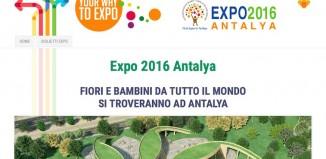 Il portale di Alessandro Rosso Group antalya2016expo.com