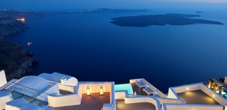 Il Chromata Up Style Hotel a Santorini, nuovo Leadong Hotels of the World