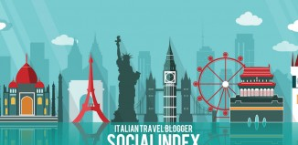 Italian Travel Blogger SocialIndex