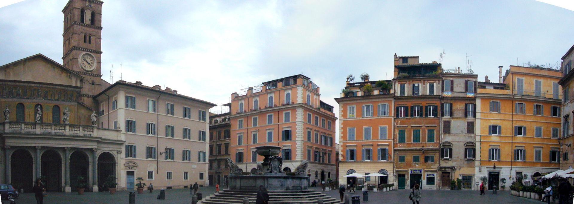 Roma, Trastevere.