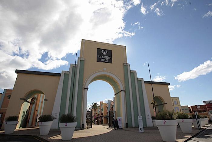 Valmontone, all'outlet aperta la nuova area ristorazione