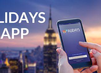 Alidays App