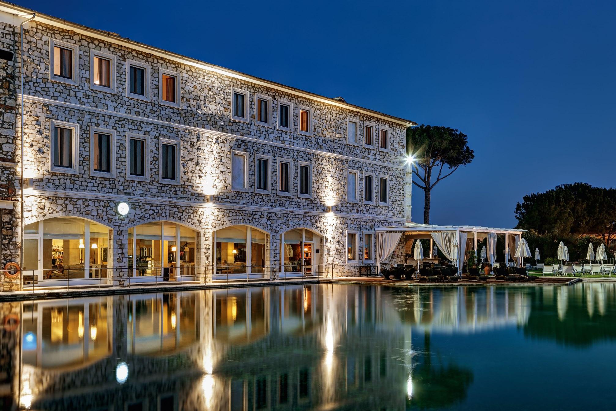 Terme Di Saturnia Hotel E Spa