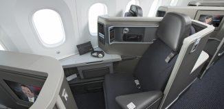 La Business Class di American Airlines