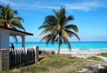 Blue Panorama Cuba