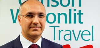 Antonio Calegari, general manager CWT Italia