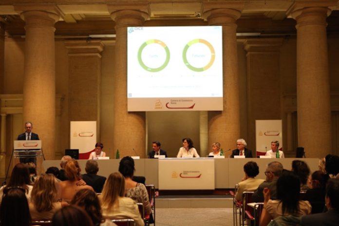 La presentazione dell'Osservatorio Italiano dei Congressi e degli Eventi-OICE