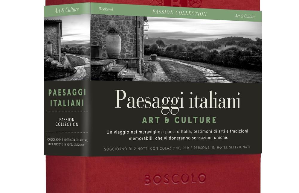 Cresce l\'offerta Boscolo Gift sull\'Italia, con 3 nuovi cofanetti ...