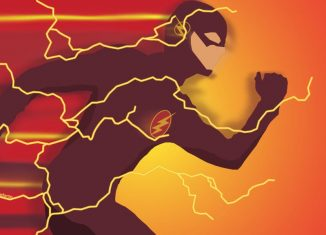 Flash, photo courtesy by Deviant Art