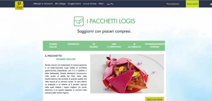 Logis lancia i pacchetti di soggiorno a tema - Webitmag - Web in ...