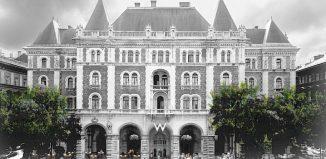 W Budapest