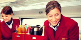 Ntv cerca steward e hostess di bordo e in stazione