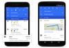 Google Maps aggiorna l'interfaccia per i servizi di trasporto privato Uber