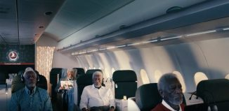Morgan Freeman nello spot di Turkish Airlines