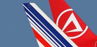 Air France, code share on Atlasglobal