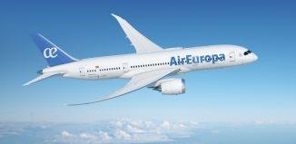Il Boeing 787 Dreamliner di Air Europa
