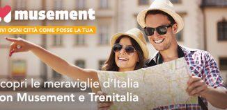 Trenitalia e Musement