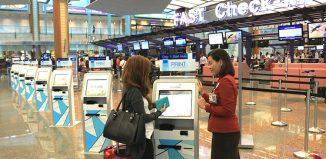 Singapore aeroporto Changi
