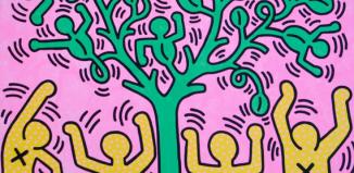 A Milano la mostra di Keith Haring