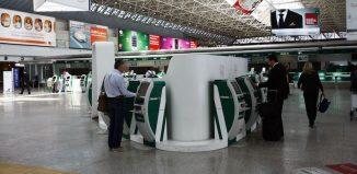 Fiumicino, Terminal 1