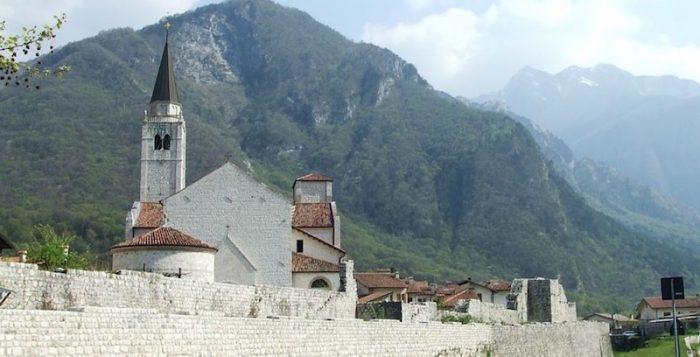Uno scorcio di Venzone. Foto: Wikipedia