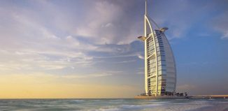 Il Burj Al Arab a Dubai