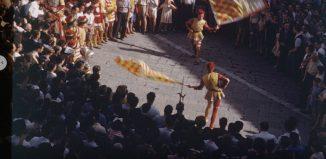 Un'immagine di Siena da Google Arts & Culture