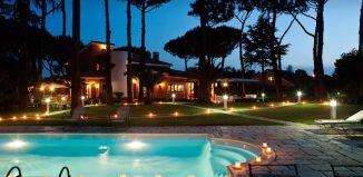 Villa Nocetta, Roma